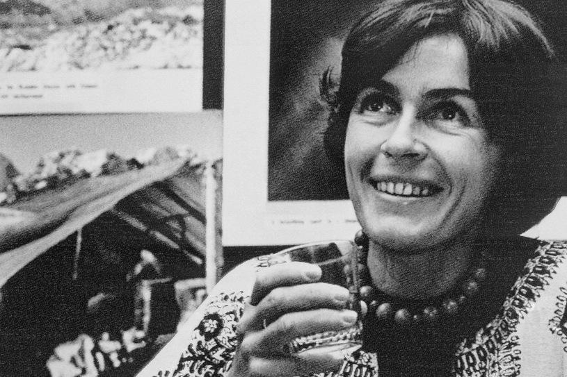 Wanda Rutkiewicz – pierwsza himalaistka pośród mężczyzn