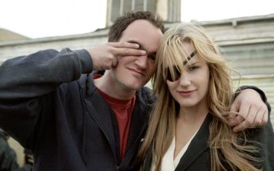 Chłonę kino z miłości do Tarantino