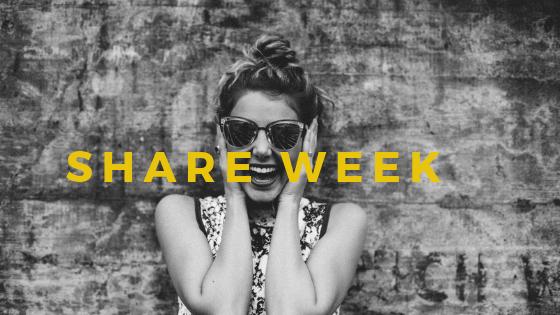 Share Week 2019 Twórcy którzy inspirują twórców